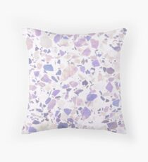Terrazzo I Throw Pillow