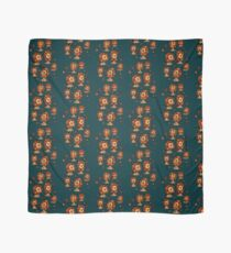 Cute Flower Cartoon Lions by Cheerful Madness!! Scarf