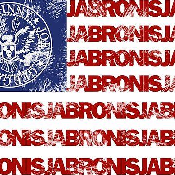 Jabronis - U-S-A! U-S-A! by Vonrocket