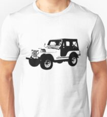 Teen Wolf - Stiles' Jeep T-Shirt
