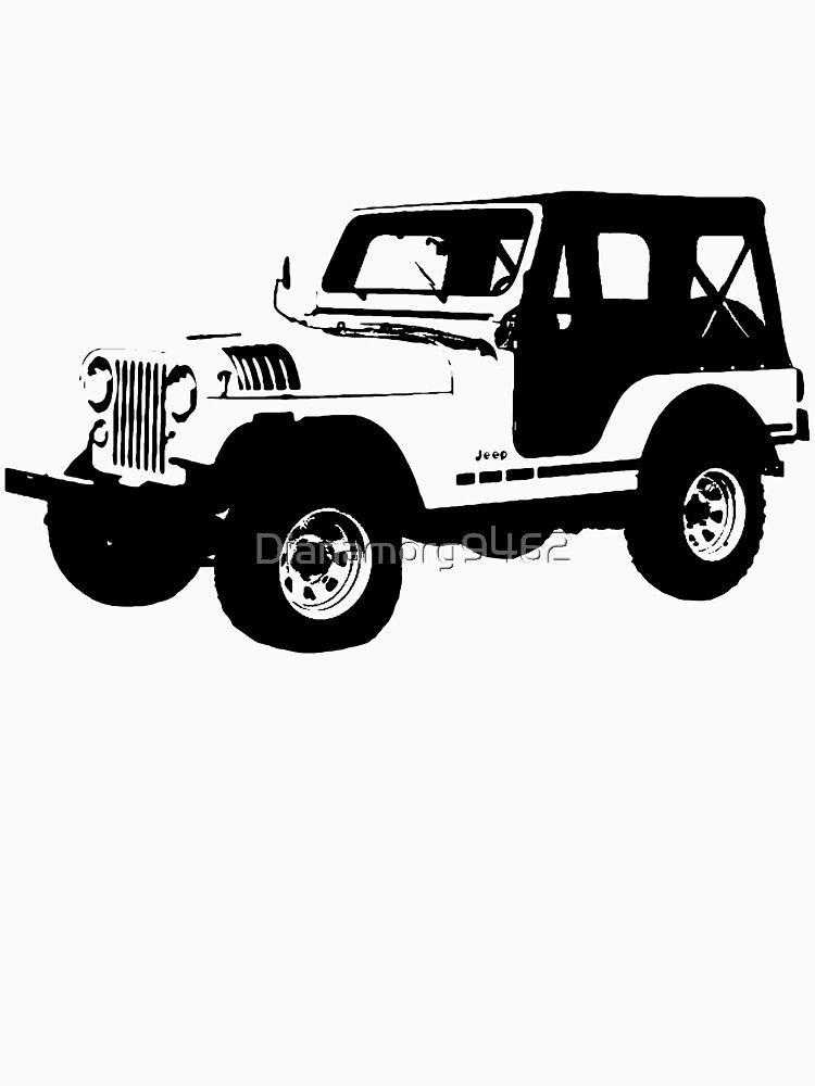 Teen Wolf Stiles Jeep TShirts  Hoodies By Dianamorg - Jeep t shirt design