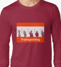 Trainspotting First Characters T-Shirt