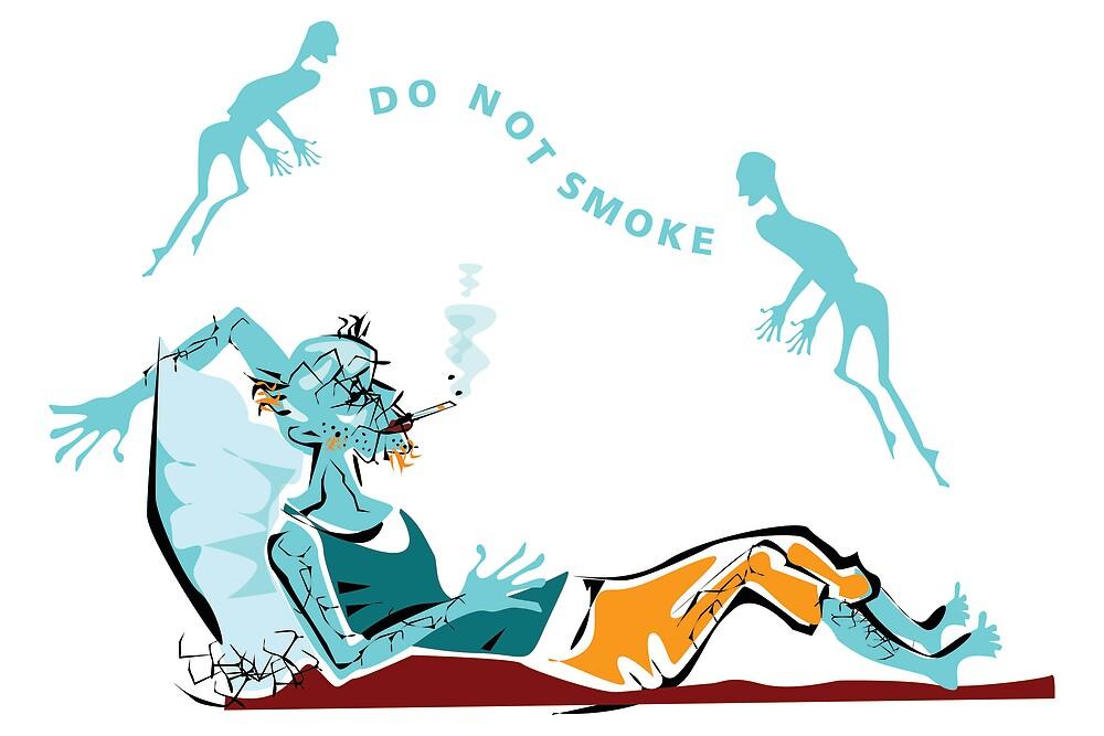Don't smoke by yabloko4