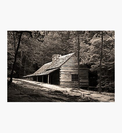 Smoky Mountain Hideaway  Photographic Print