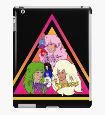 Jem and the Holograms + The Misfits meet The Stingers! iPad Case/Skin
