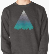 Many Mountains Pullover Sweatshirt