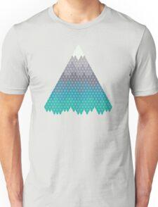 Many Mountains Unisex T-Shirt