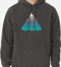 Many Mountains Pullover Hoodie