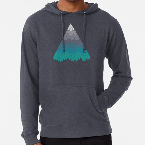 Many Mountains Lightweight Hoodie