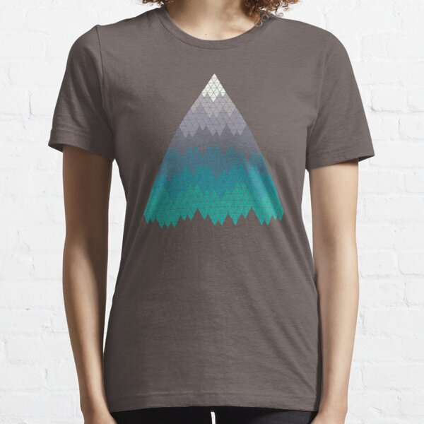 Many Mountains Essential T-Shirt