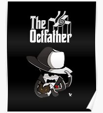 The Octfather Poster