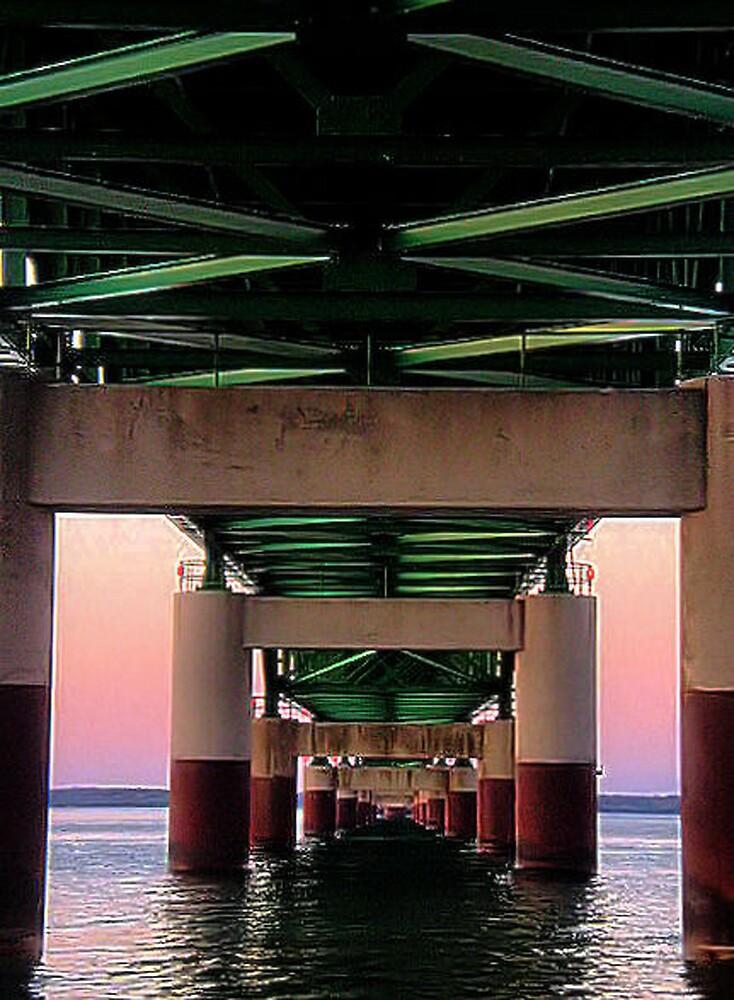 The Echo of The Bridge by Erika Benoit