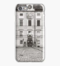 Hofburg palace iPhone Case/Skin