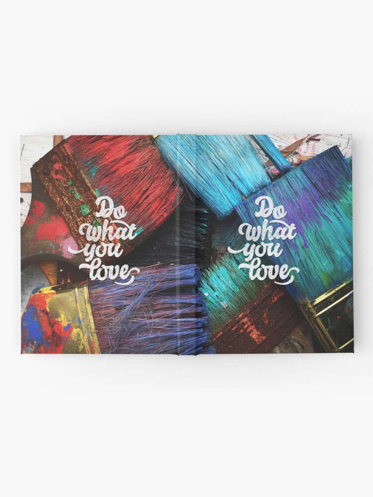 Alternate view of Do what you love Hardcover Journal
