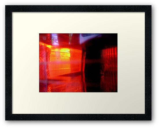 Flashing Reds by Kitsmumma