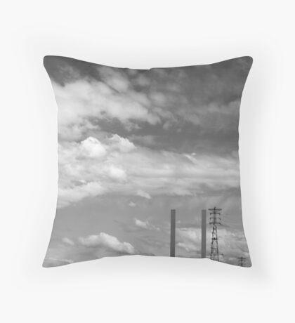 Bolte Bridge Throw Pillow