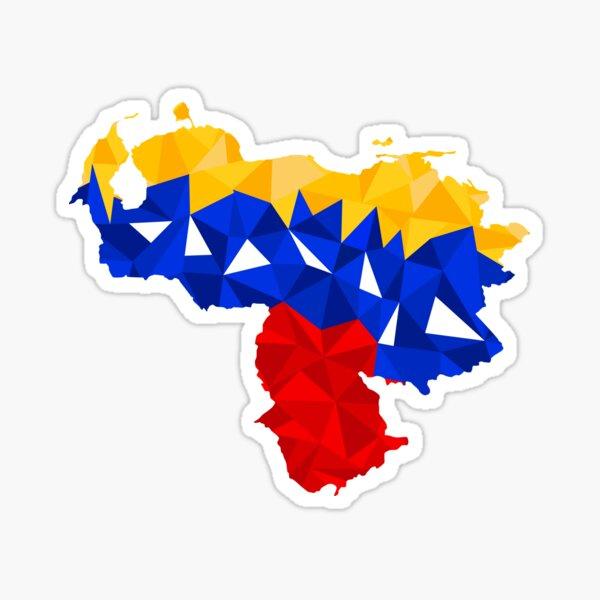 Resumen de Venezuela Pegatina