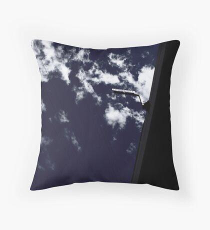 Footscray Rd Exit Throw Pillow