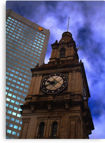 Architecture in Melbourne by Jonathan Russell