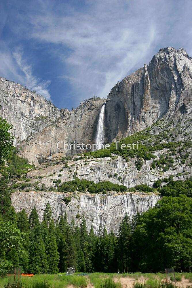 Yosemite Falls by Christophe Testi