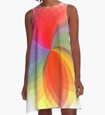 Orbit A-Line Dress