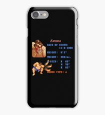 Sumo Stats iPhone Case/Skin