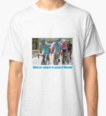 Nibali per semper lo squalo di Messina Classic T-Shirt