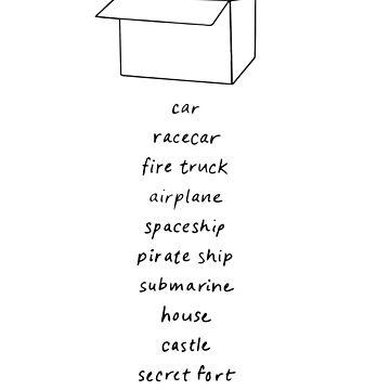 NOT A BOX by KEssenpreis
