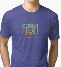 photo box Tri-blend T-Shirt