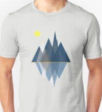 Minimalist Mountains  T-Shirt