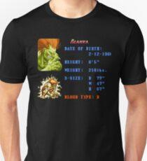 Blanka Stats  Unisex T-Shirt