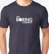 The Boring Company Unisex T-Shirt