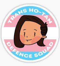 Trans Ho-Tan Defence Squad STICKER Sticker