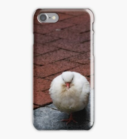 Angel of the City iPhone Case/Skin