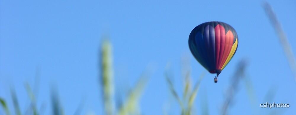 Balloon Flight by cshphotos
