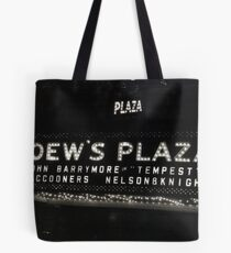 Nelson & Knight at Loew's Plaza Tote Bag