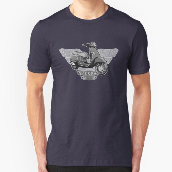 DoubleGood Vespa GTS Slim Fit T-Shirt