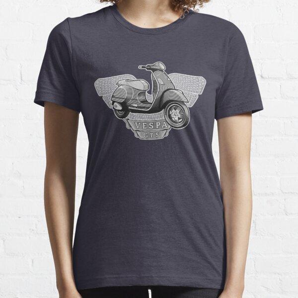 DoubleGood Vespa GTS Essential T-Shirt