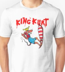 Surfing Kurt Unisex T-Shirt