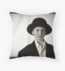 The Magican Throw Pillow