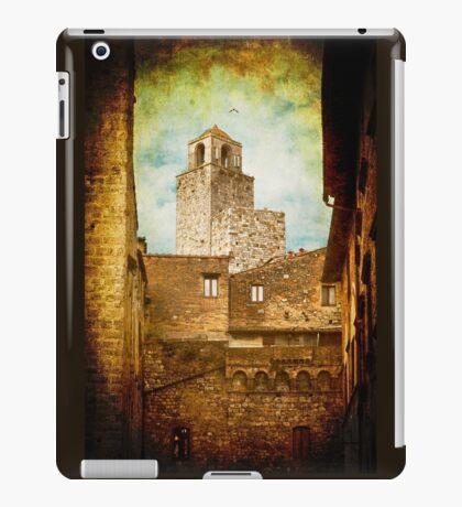 San Gimignano, Tuscany - Italy iPad Case/Skin