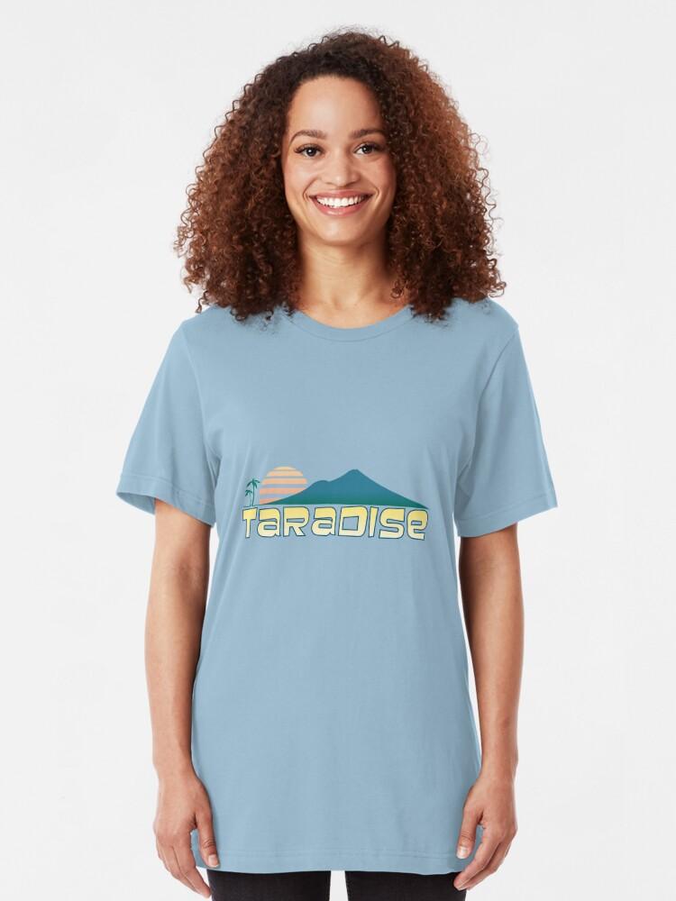 Alternate view of Taradise Slim Fit T-Shirt