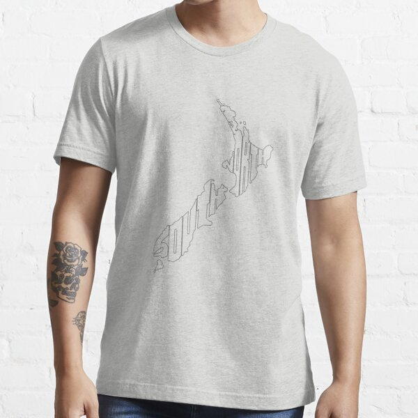 North and South Essential T-Shirt