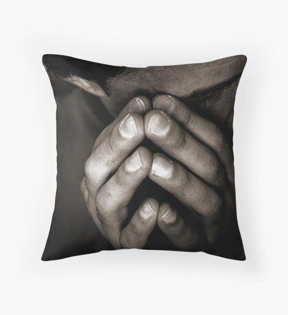 No idea Throw Pillow