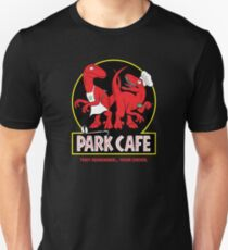 Raptors in the Kitchen 2 Unisex T-Shirt
