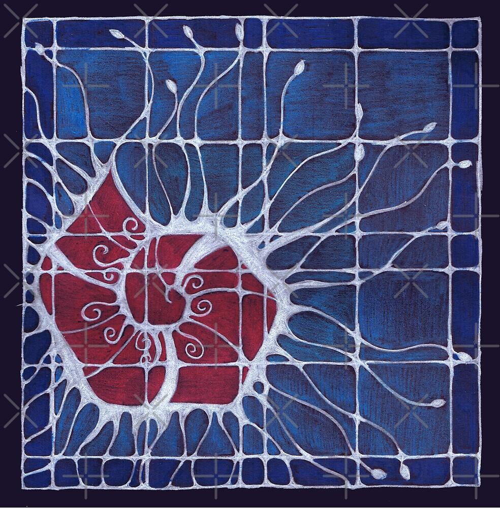 Luna Window 1 by Marita