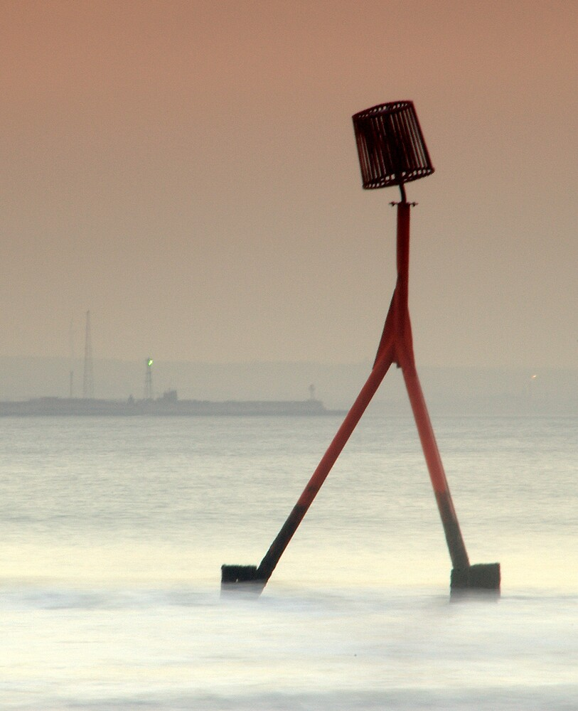 War of the Worlds: Wading Ashore by Glen Birkbeck