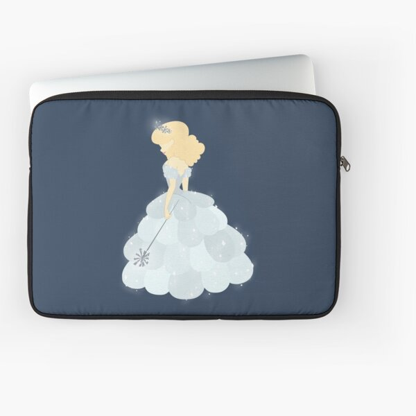 Wicked The Musical Glinda Laptop Sleeve