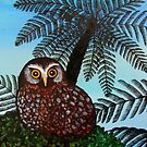 Morepork by Anni Morris