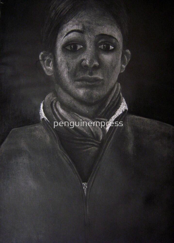 Self Portrait by penguinempress